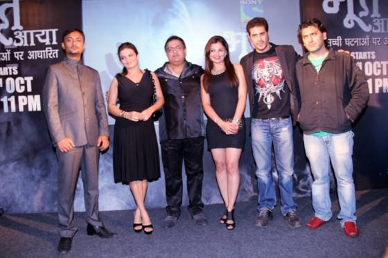 Bhot Aaya Press Meet