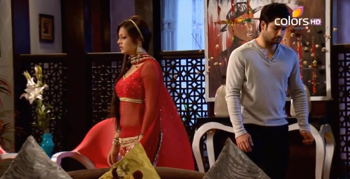 R.K's Lie To Hurt Madhu In Madhubala-Ek Ishq,Ek Junoon