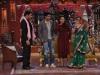 Photo: Vidya Balan & Farhan Akhtar Promotes Shaadi Ke Side Effects On ComedyNights