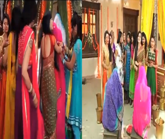 Fun & Masti is in a full-swing in Star Plus's Saraswatichandra as