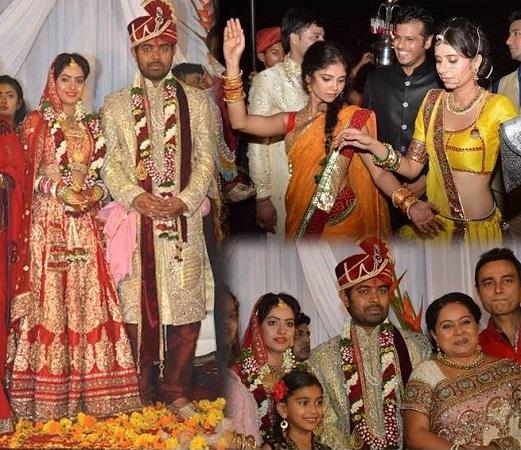 Deepika Singh's Wedding Mends Differences Between Reel ...  Deepika Singh�...