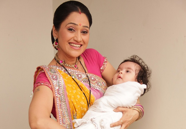 Daya, Jethalal become parents of a baby girl! | Telly News Taarak Mehta Ka Ooltah Chashmah Sonu 2013